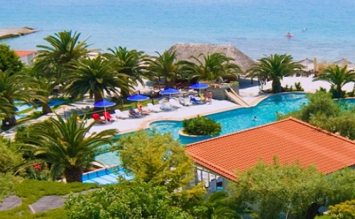 Ранни Записвания: 5 Нощувки със Закуски и Вечери в Хотел Mendi 4*, Халкидики, Гърция през Юли!