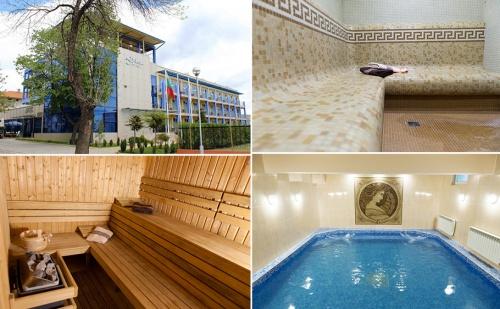 Спа Почивка в Хисаря! 3, 4 или 5 Нощувки със Закуски + Басейн с Минерална Вода, Сауна и Парна Баня в Хотел Астрея 3*!