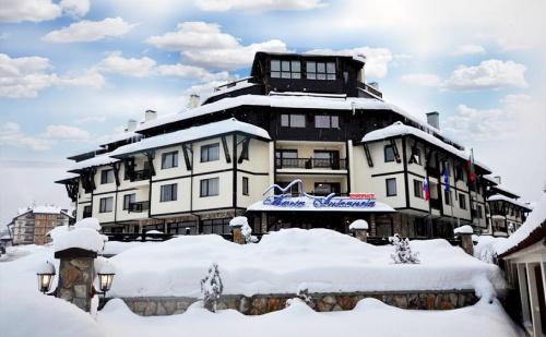 All Inclusive + Ски и Спа Зона през Февруари и Март в Хотел Мария-Антоанета, Банско на 50М., от Лифта!