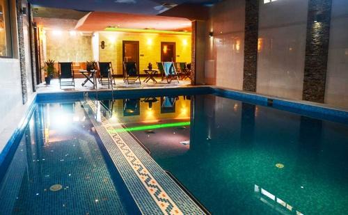 Spa Почивка с Топла Минерална Вода във Велинград! Нощувка със Закуска и Вечеря* + Басейн и Спа Зона в Хотел Алегра!