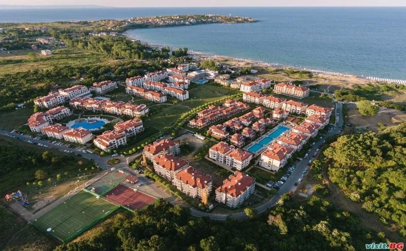 Лято 2019 на Море на Супер Плажа Каваците, След 23.08 Полупансион за Цялото Семейство в Грийн Лайф Бийч Ризорт до Созопол