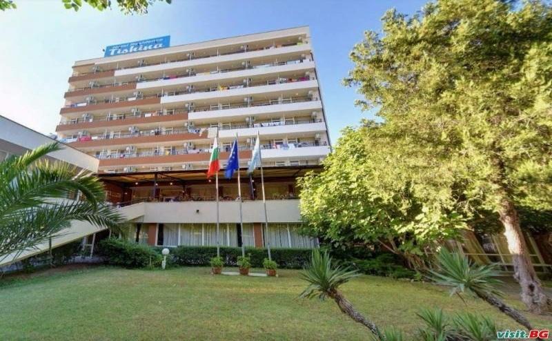 Изгодна All Inclusive Почивка до 09.07 в Хотел Тишина, Приморско