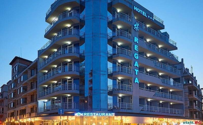 Горещо Лято 2019 Близо до Плажа в <em>Поморие</em>, Оферта със Закуска и Вечеря до 10.07 от Хотел Регата