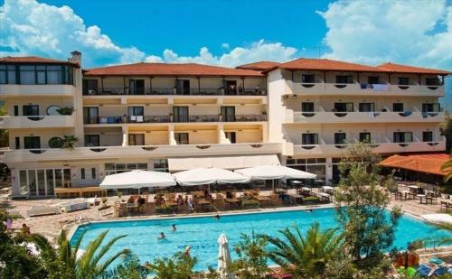 Раорѕрё Р·р°Рїрёсѓрір°Рѕрёсџ Гњсђс†рёсџ, 5 Рґрѕрё Р·р° Рґрір°Рјр° All Inclusive в San Panteleimon Beach Hotel