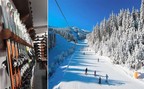 Ски Оборудване (Ски, Обувки и Щеки) за Деца и Възрастни от Bansko Ski & Snowboard Rental, до Ски Лифта!