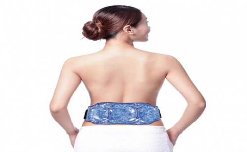 Охлаждащ-Затоплящ Компрес Spherapy за Болки и Травми в Кръста Innoliving