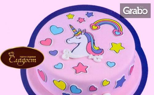 Детска Едноетажна или Двуетажна Торта