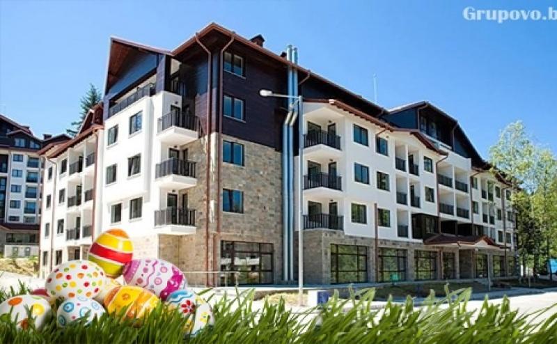 Великден в Боровец! 2, 3 или 4 Нощувки за Двама със Закуски и Празничен Обяд от Комплекс Уайт Хаус****