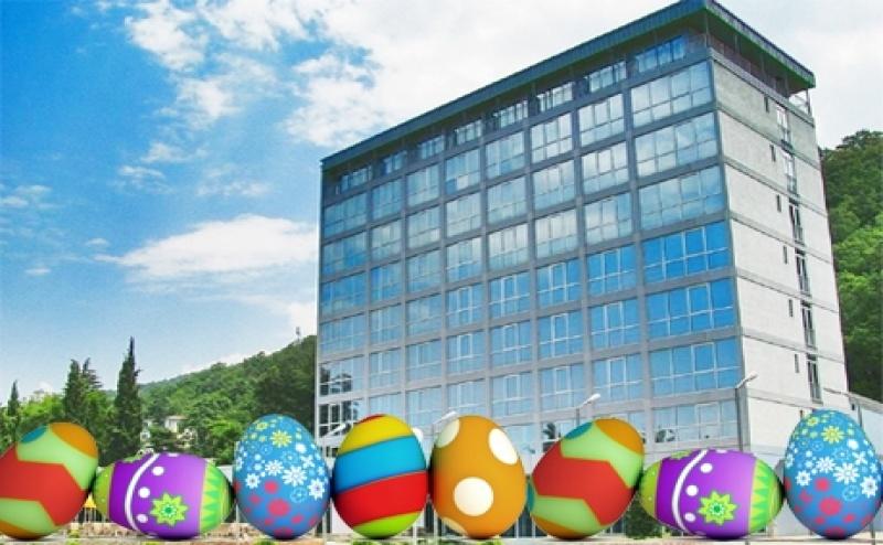 Великден в Хотел Аквалина**** Охрид! 2 или 3 Нощувки на човек, Закуски и Вечери + Празнична Вечеря с Жива Музика