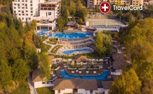 5* Spa Уикенд в Хотел Медите Spa, Сандански