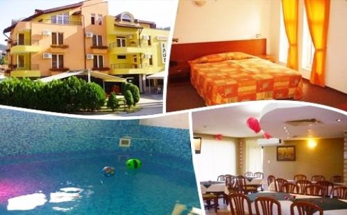 8 Март в Девин. 2 или 3 нощувки на човек със закуски и вечери, едната празнична + минерален басейн в хотел Елит