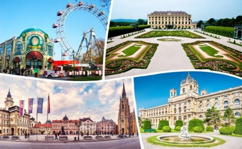 Екскурзия за Майските Празници до Будапеща, <em>Виена</em> и Нови Сад! Транспорт + 2 Нощувки на човек със Закуски от Еко Тур
