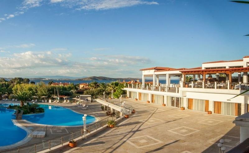 Ранни записвания Гърция, 3 дни за двама Полупансион от 24.05 в Alexandros Palace Hotel & Suites