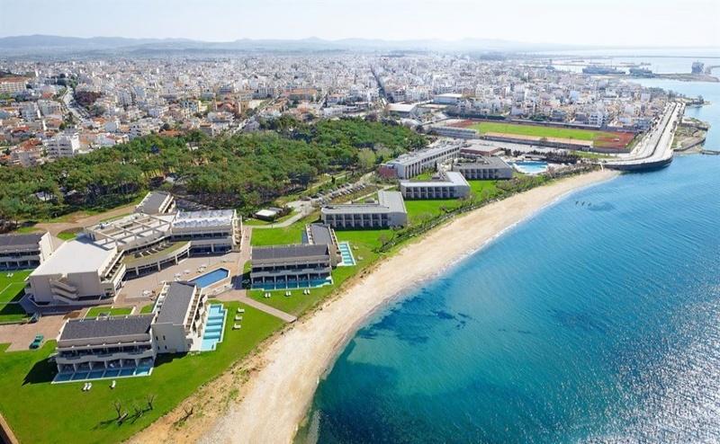 Ранни записвания Гърция, 3 дни за двама със закуска около 24.05 в Grecotel Egnatia Grand Hotel