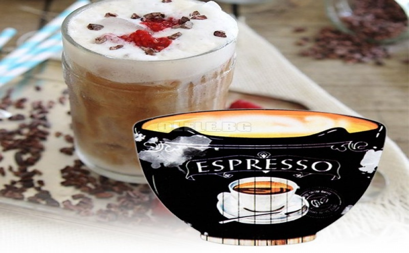 Оригинална Подложка за Чаши Espresso