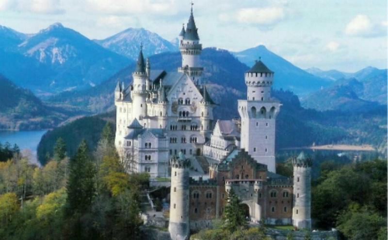 Баварските замъци! Екскурзия до Австрия, Германия и Словения.Транспорт, 4 нощувки на човек със закуски  от ТА БОЛГЕРИАН ХОЛИДЕЙС КИТЕН