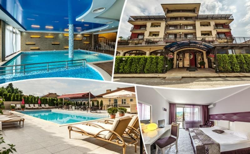 Априлска ваканция в хотел Енира****, Велинград. 2+ нощувки на човек със закуски и вечери + минерален басейн и релакс пакет