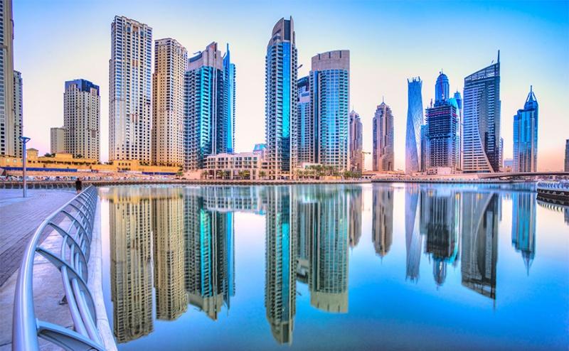 Самолетна Екскурзия до Дубай през Юли! 7 Нощувки със Закуски с Далла Турс!