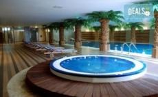 Почивка през зимата в СПА хотел Боровец Хилс 5*, Боровец! 1 нощувка със закуска и вечеря, ползване на басейн, джакузи, сауна и парна баня!
