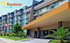 All Inclusive + басейн от Май до Юли в хотел Екселсиор****, к.к. Златни Пясъци