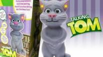 Talking Tom - интерактивна играчка # 1