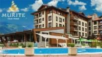 Две или три нощувки на база All Inclusive + басейн и СПА зона в Мурите Клуб Хотел до Банско