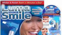 Luma Smile избелва и полира зъбите
