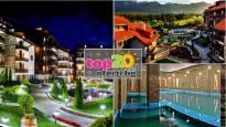 3-ти Март в Банско! 2 или 5 Нощувки със закуски и вечери + Отопляем басейн + НОВ СПА Център + Транспорт до Ски пистите, в Хотел Балканско Бижу