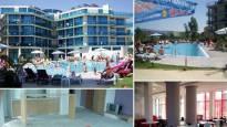 All Inclusive + басейн в хотел Синя Ривиера, Слънчев Бряг