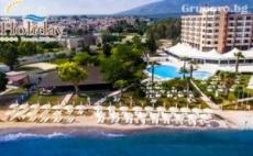 Ранни Записвания за Море през Юни на Първа Линия в Дидим, Турция. 7 Нощувки All Inclusive в Хотел The Holiday Resort 4*