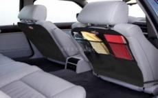 Комплект Протектори за Авто Седалка с Джобове